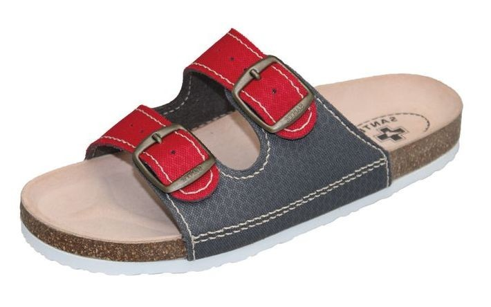 Dětské zdravotní pantofle Santé D/21T/911