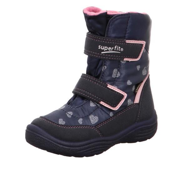 6730d474581 Dětské zimní boty Superfit 3-09091-80