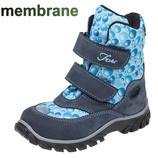 ce708c2bd71 Dětské zimní boty Fare 848207