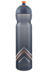 Zdravá lahev 1L Bike Hory - oranžová č.1