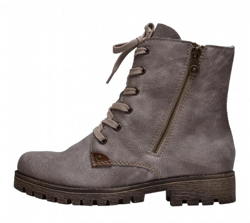 Dámské zimní boty Rieker 78539-42