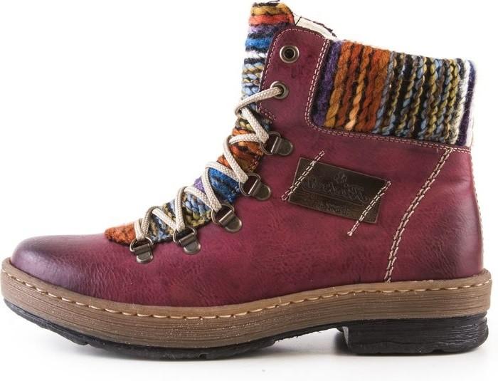 74757728c40 Dámské zimní boty Rieker Z6743-35 č.1