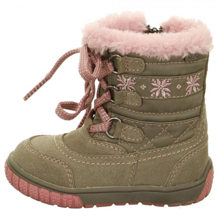 f10c2fae942 Dětské zimní kozačky Lurchi Jalpy-Tex 33-14664-27