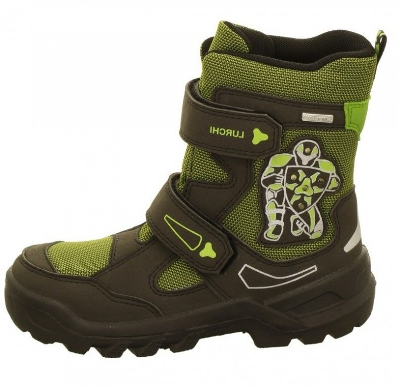 4582f723426 Dětské zimní boty Lurchi Keno-Tex 33-31018-41 - blikající