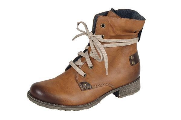 01357a2b858 Dámské kotníkové boty Rieker 70820-24 č.1