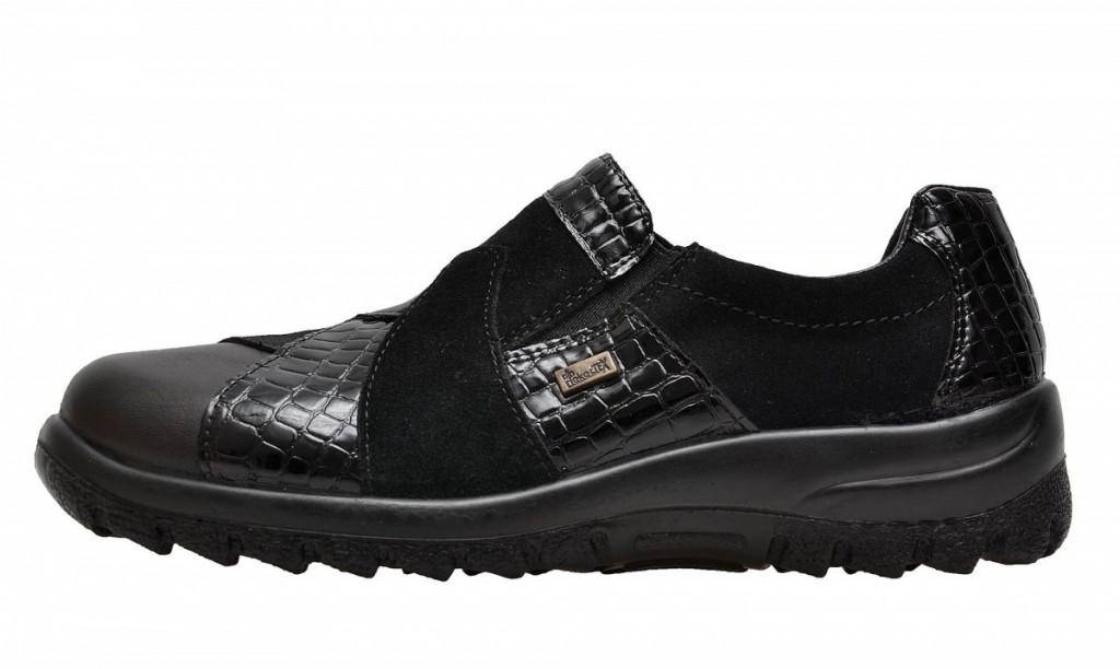 Dámské membránové boty Rieker L7164-00