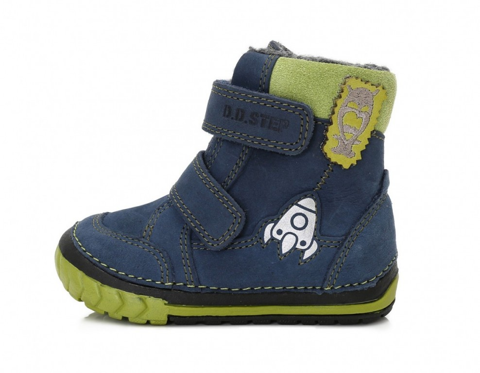 Dětské zimní boty D.D.Step 029-303B