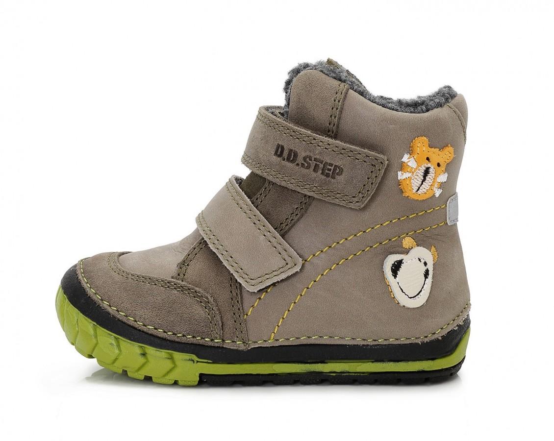 Dětské zimní boty D.D.Step 029-304A č.1 ede3a7bc33