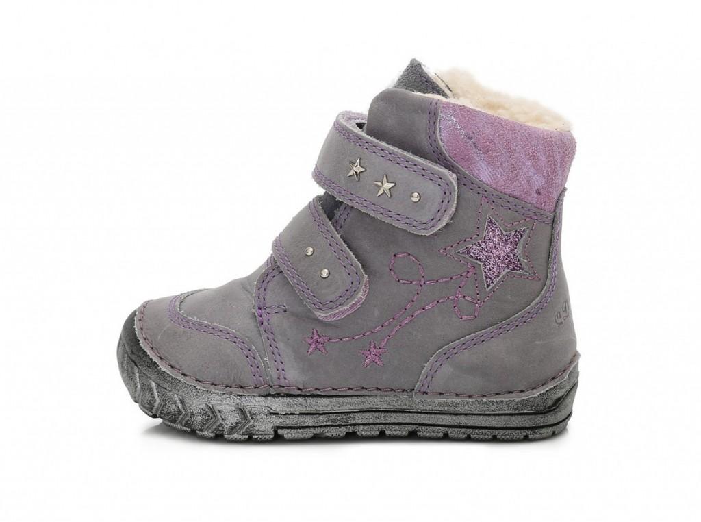 Dětské zimní boty D.D.Step 029-302B