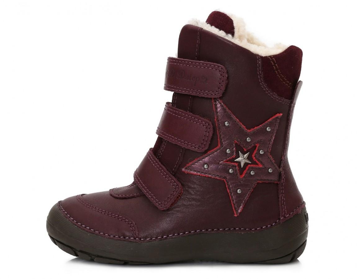 Dětské zimní boty D.D.Step 023-803AM č.1 149db1983c
