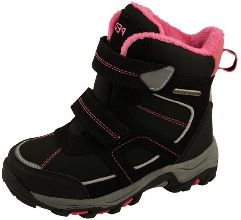 Dětské zimní boty Peddy P1-631-29-01 532eeabca5