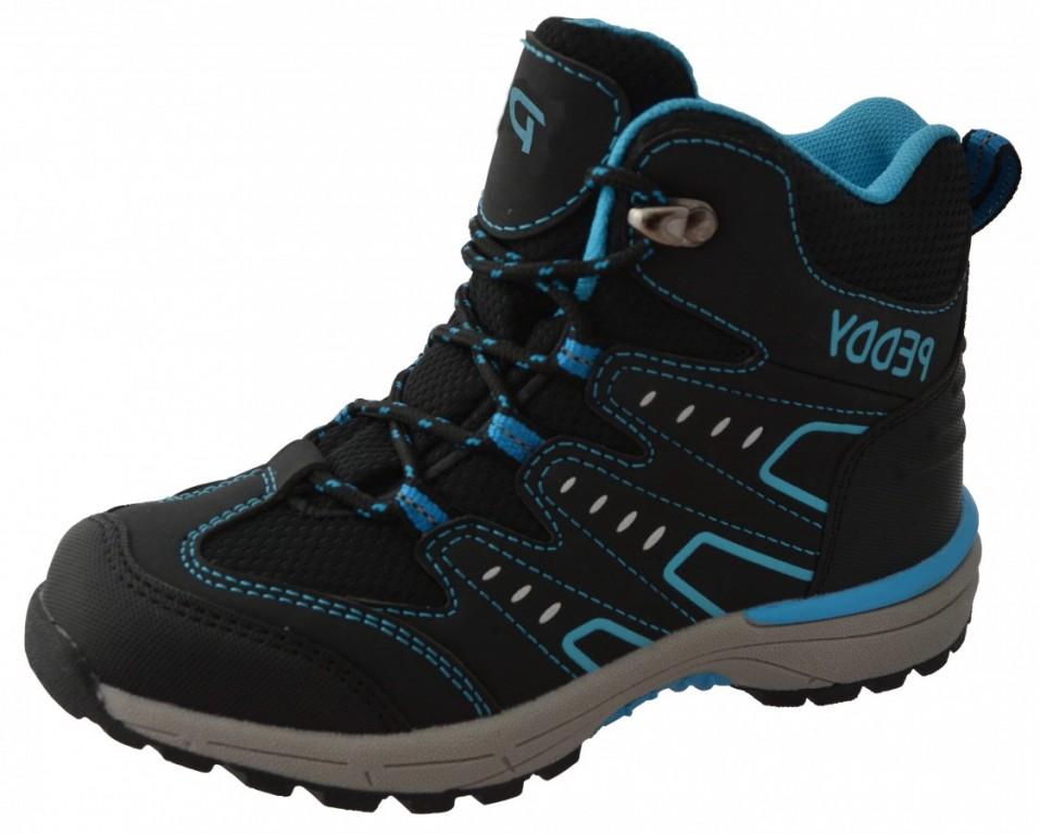 2416e787519 Dětské celoroční přechodové boty Peddy P1-509-37-03