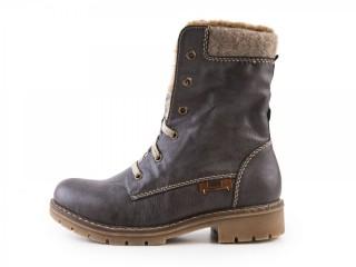 Dámské membránové zimní boty Rieker Y9122-45 č.1