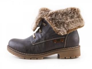 Dámské membránové zimní boty Rieker Y9122-45 č.2