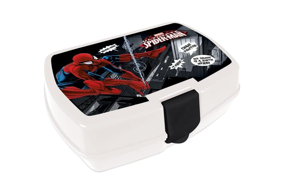 Box na svačinu P+P Karton 1-051 Spiderman