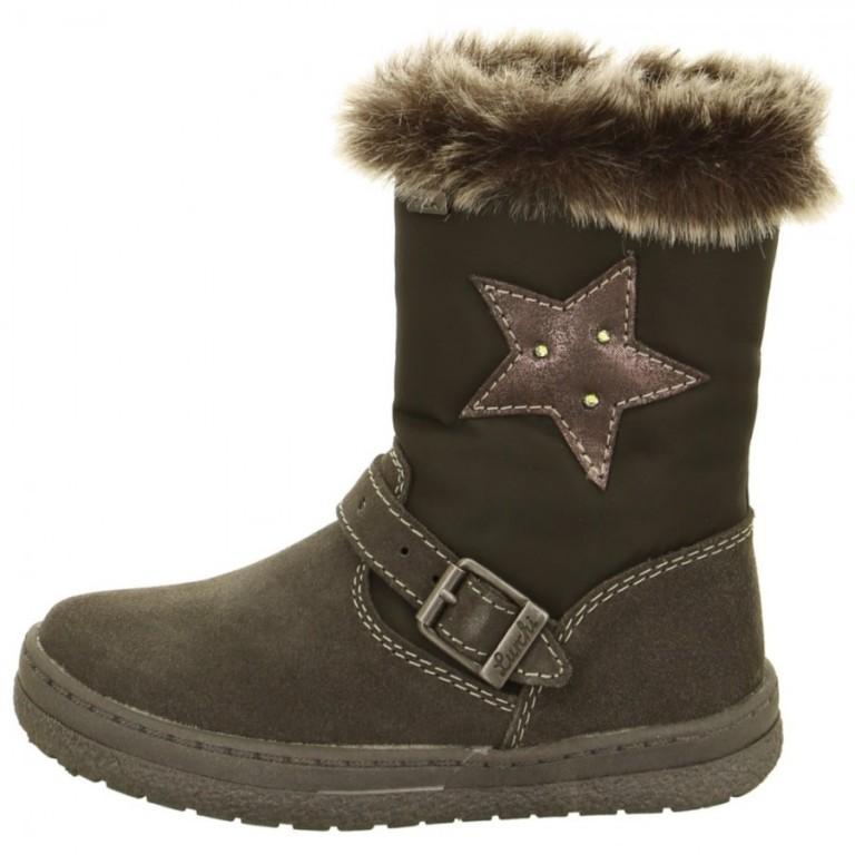 b756b96bb0b Dětské zimní blikající kozačky Anika-Tex 33-20718-25