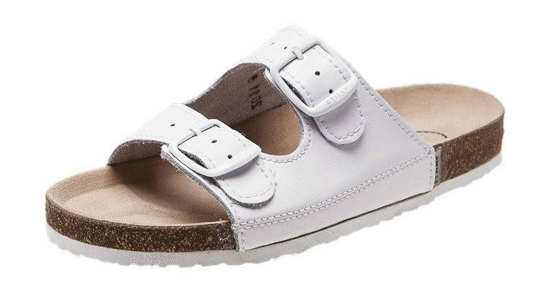 63da7ae6f4fc Dětské zdravotní pantofle Santé D 21 č.1