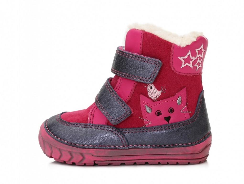 Dětské zimní boty D.D.Step 029-306A