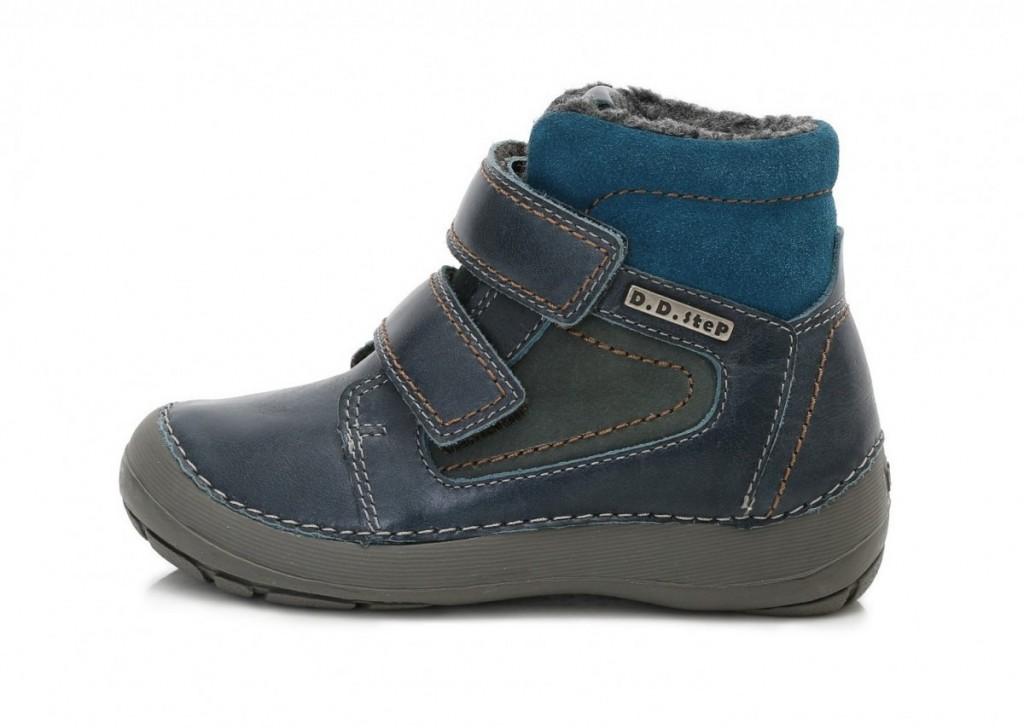 Dětské zimní boty D.D.Step 023-802AM