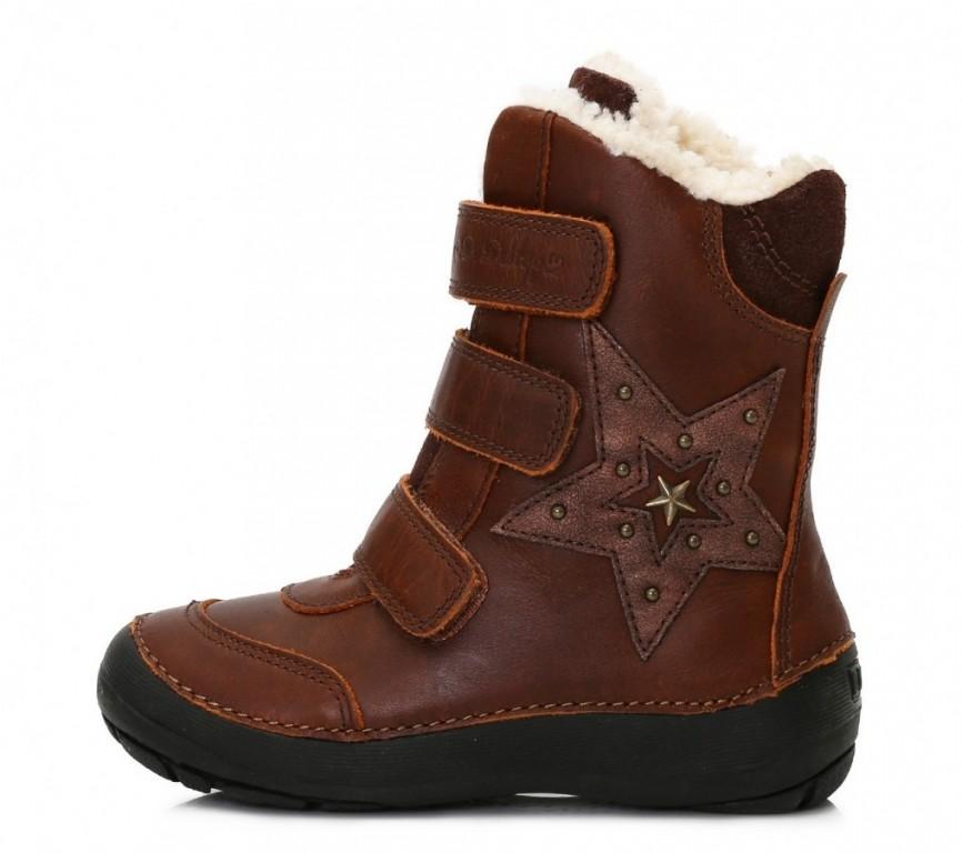Dětské zimní boty D.D.Step 023-803M