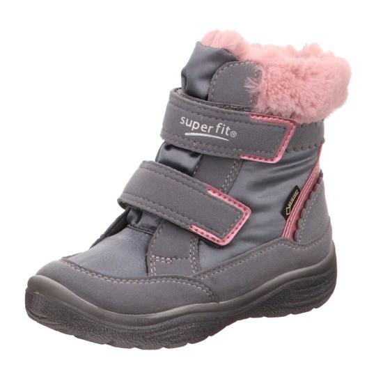 6e6bdf852be Dětské zimní boty Superfit 3-09090-25 č.1