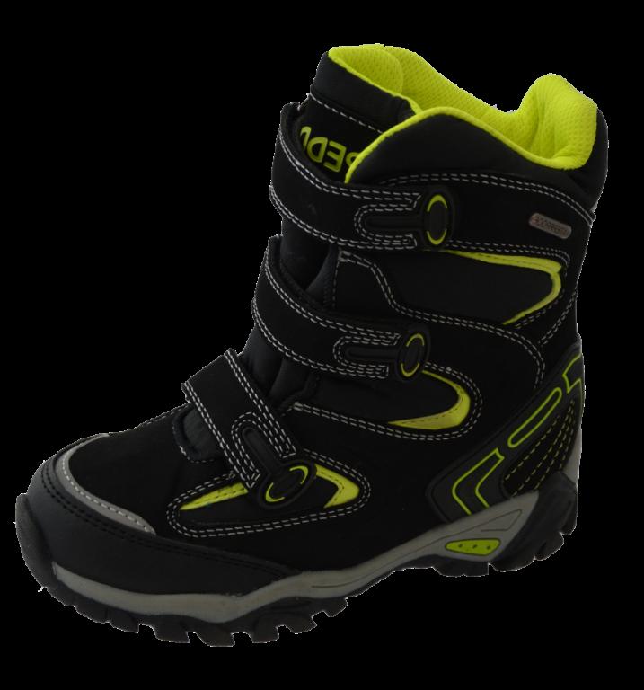 d5ea7838218 Dětské zimní boty Peddy P1-531-36-05
