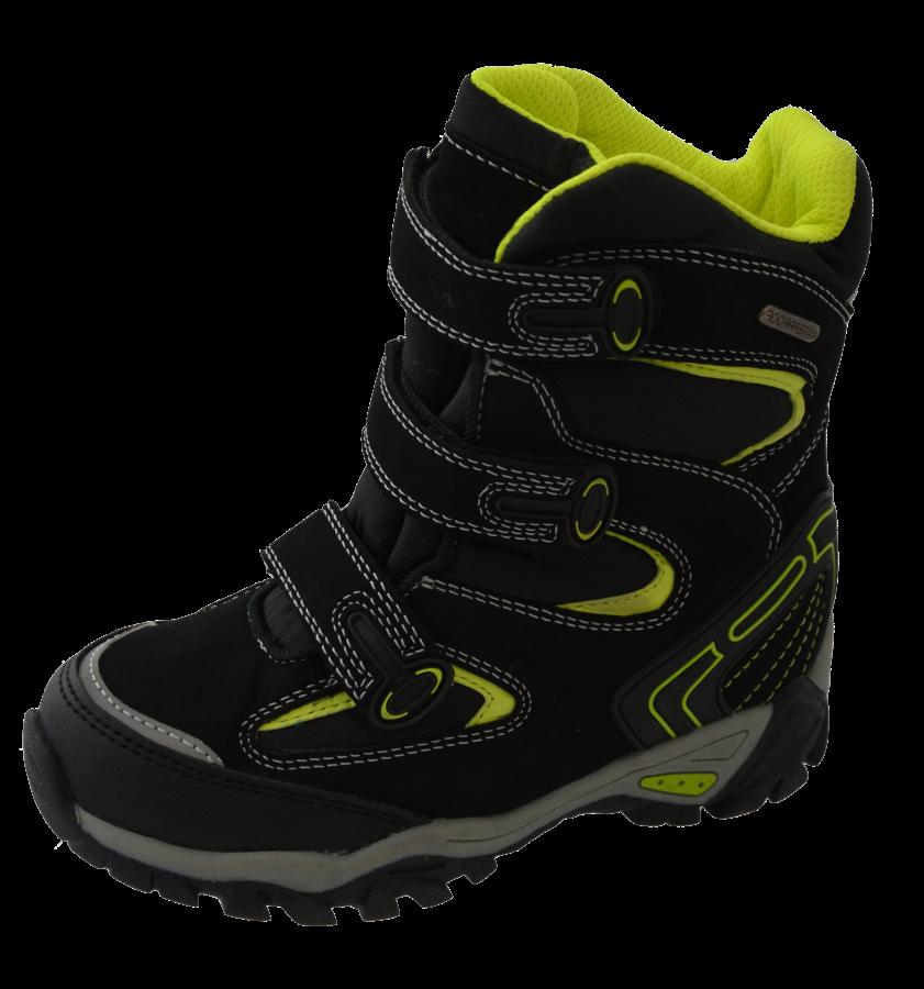 Dětské zimní boty Peddy P1-231-36-05 č.1 f8d5333c36