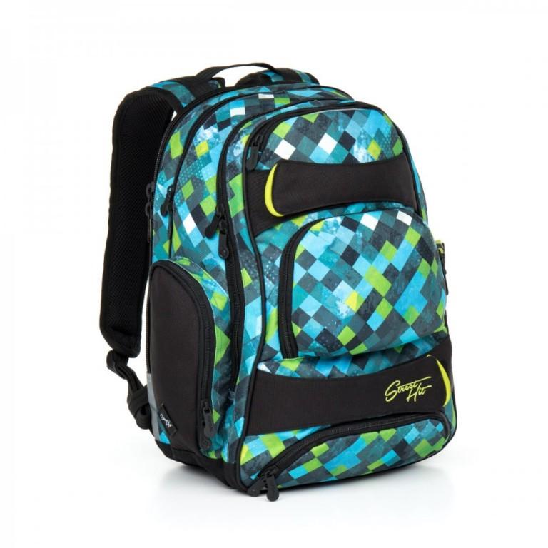 Studentský batoh Topgal HIT 869 E