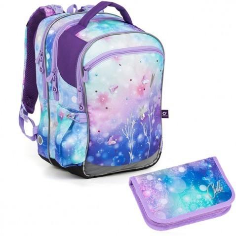 Školní batoh Topgal COCO 18044 G set SMALL + ZDARMA box na svačinu + doprava