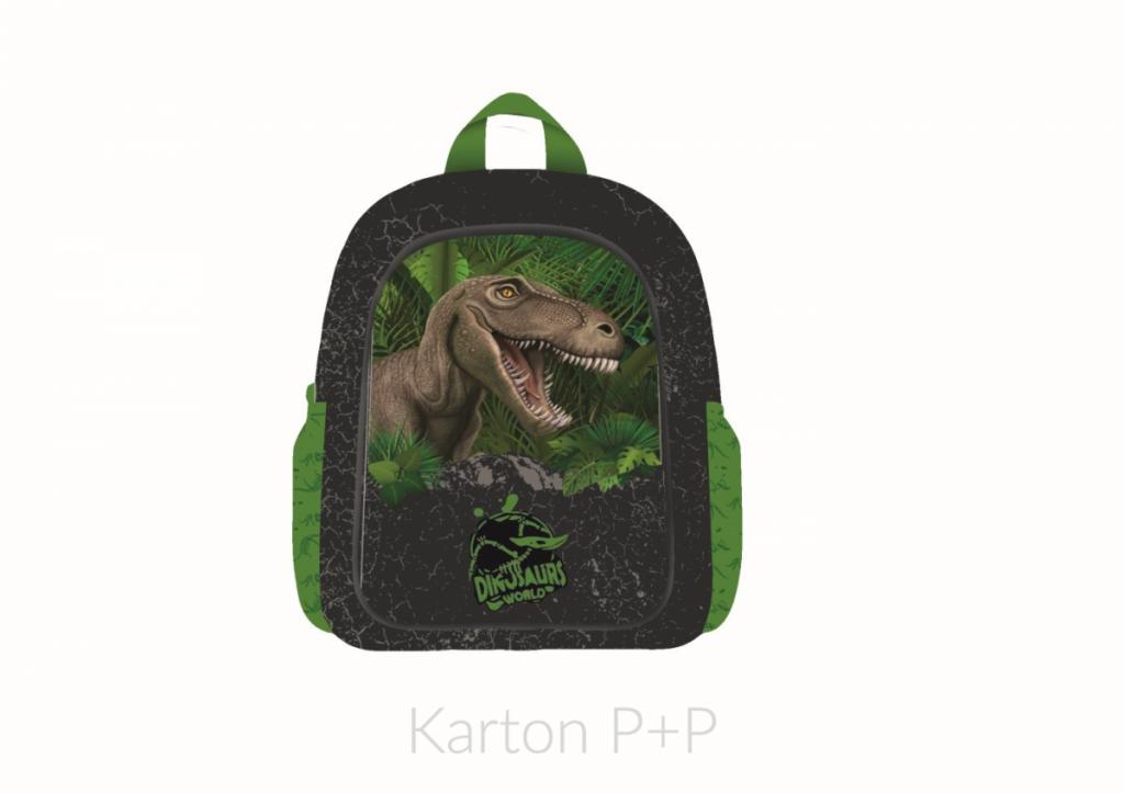 Dětský předškolní batoh 3-20717 T-Rex