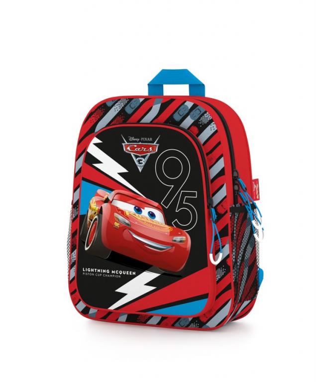 Dětský předškolní batoh 1-27017 Cars