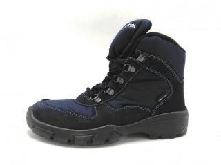 Dětské zimní boty JasTex 265601 modrá č.1