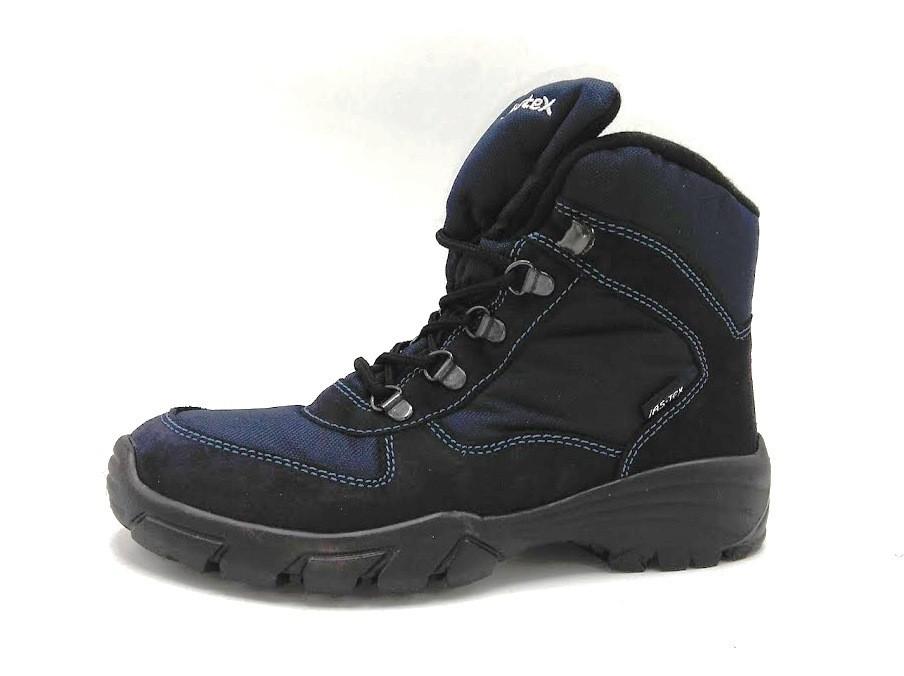 Dětské zimní boty JasTex 265601 modrá