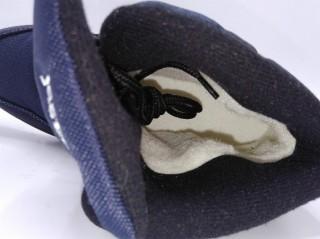 Dětské zimní boty JasTex 265601 modrá č.2
