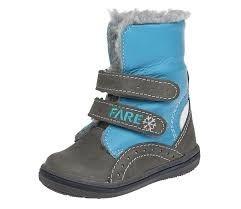 Dětské zimní boty Fare 2146162