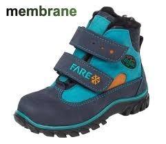 5afed3fdccc Dětské zimní boty Fare 840204