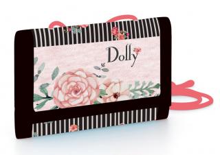 Dětská textilní peněženka Dolly 7-95518 č.1