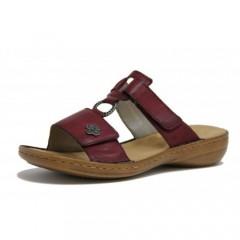 Dámské pantofle Rieker 60829-35 č.1