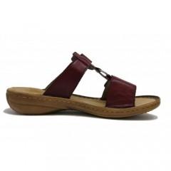 Dámské pantofle Rieker 60829-35 č.2