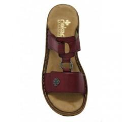 Dámské pantofle Rieker 60829-35 č.3