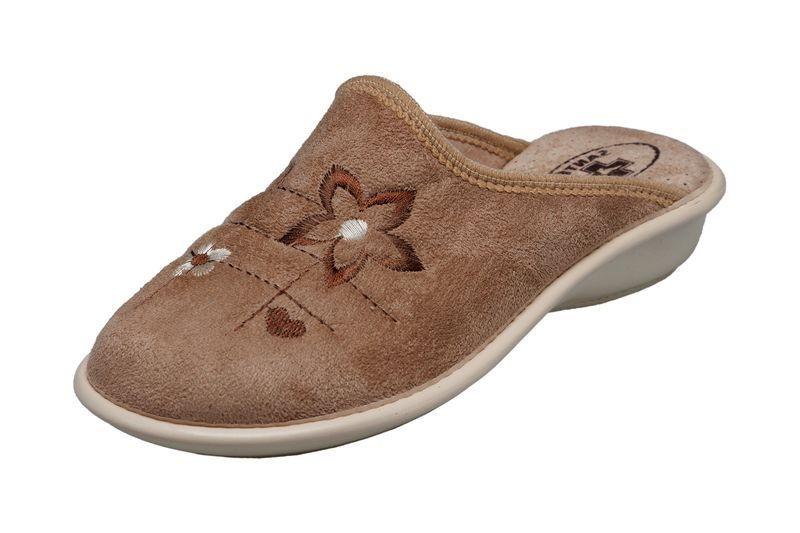 4faba1516c3 Dámské domácí pantofle Santé LX 214 Beige č.1