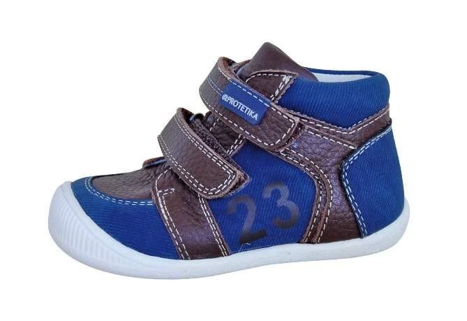 30bb5f52c19 Dětské celoroční boty Protetika Zak