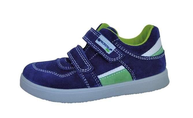 06a97d17151 Dětské celoroční boty s membránou Protetika Lisbon