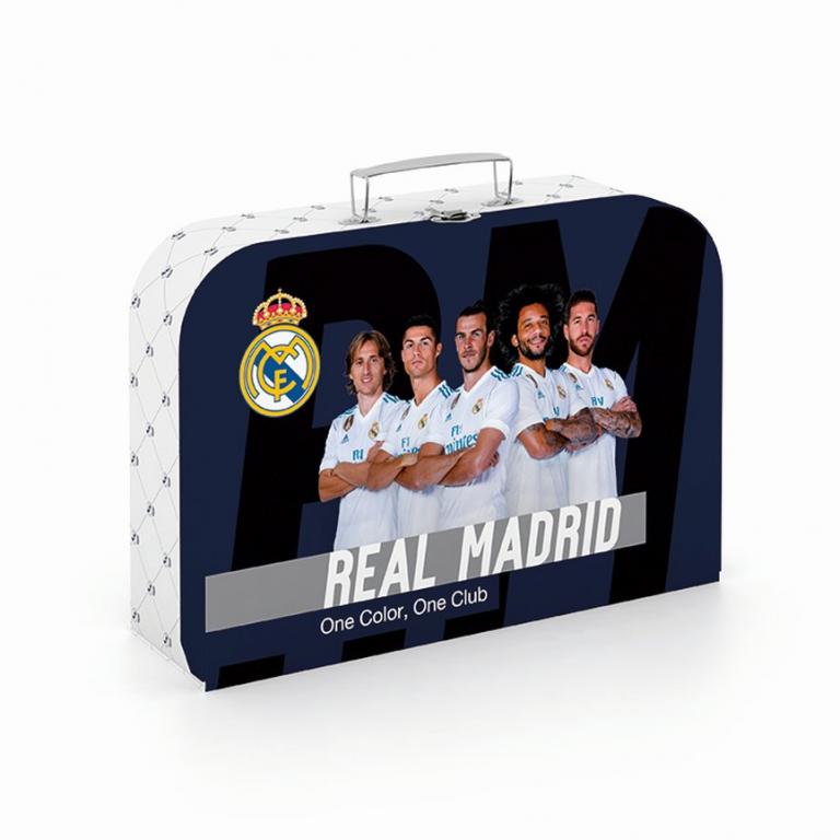 Kufřík lamino Karton P+P Real Madrid