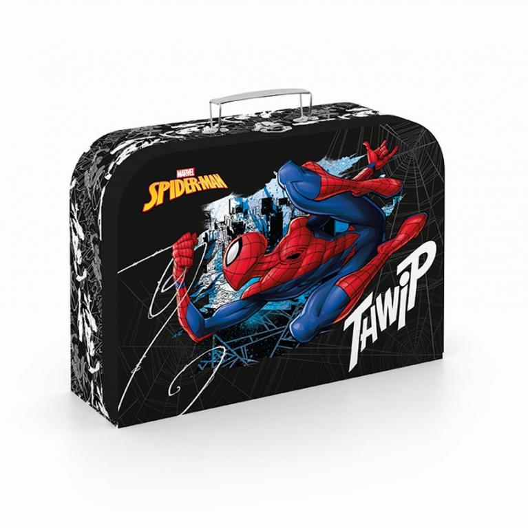 Kufřík lamino Karton P+P Spiderman