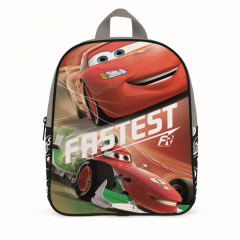 Dětský předškolní batoh 1-270 Cars/celopotisk č.1