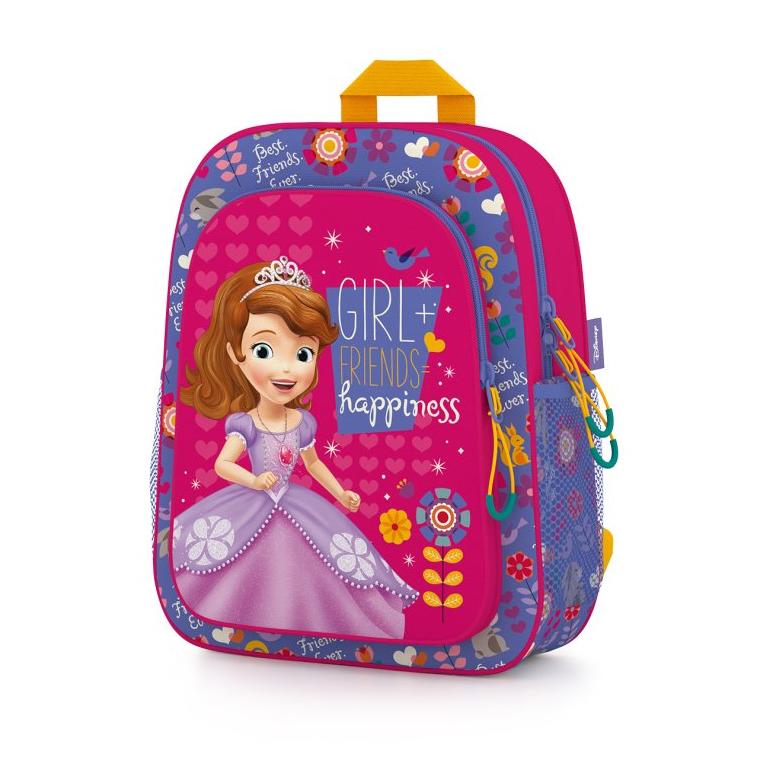 Dětský předškolní batoh 1-61017 Sofia