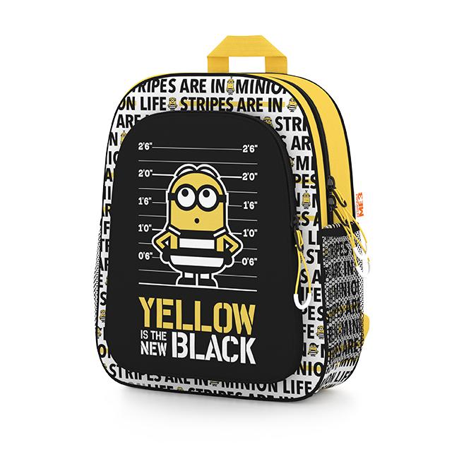 Dětský předškolní batoh 3-39217 Mimoni