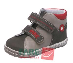 df1dbe423c Dětské celoroční boty Fare 2127123 č.1 ...