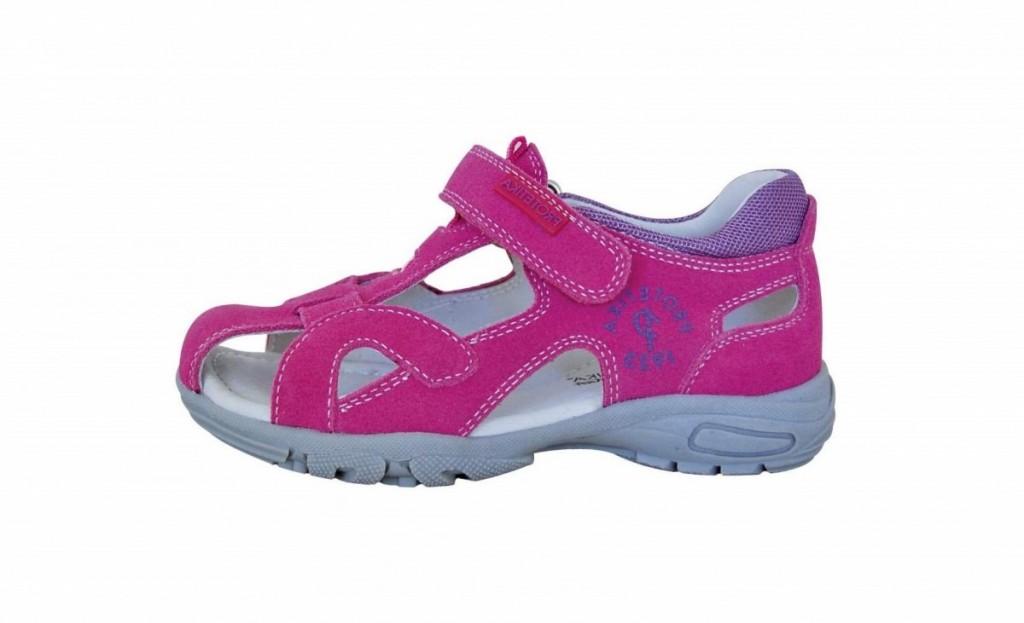 1cfc97038d6f Dětské sandály Protetika Alita